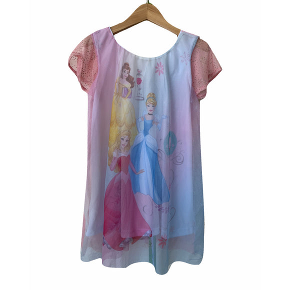 Vestido Disney Princess - Kiss