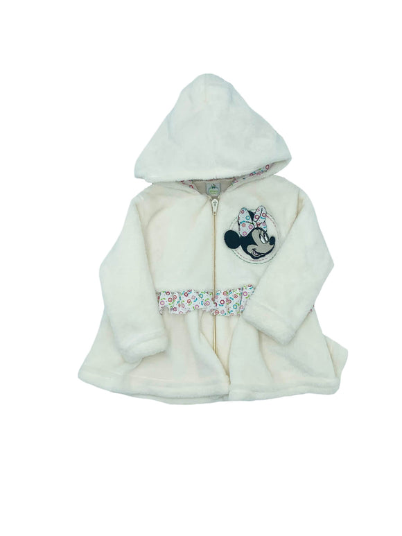 Chamarra bordada Disney Minnie con gorro - Kiss