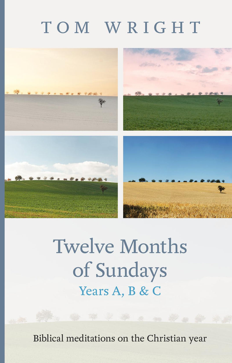 Twelve Months of Sundays Years A, B and C: Biblical Meditations on the Christian Year?