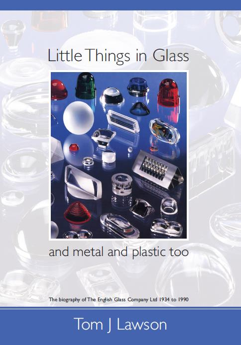Little Things in Glass: colour