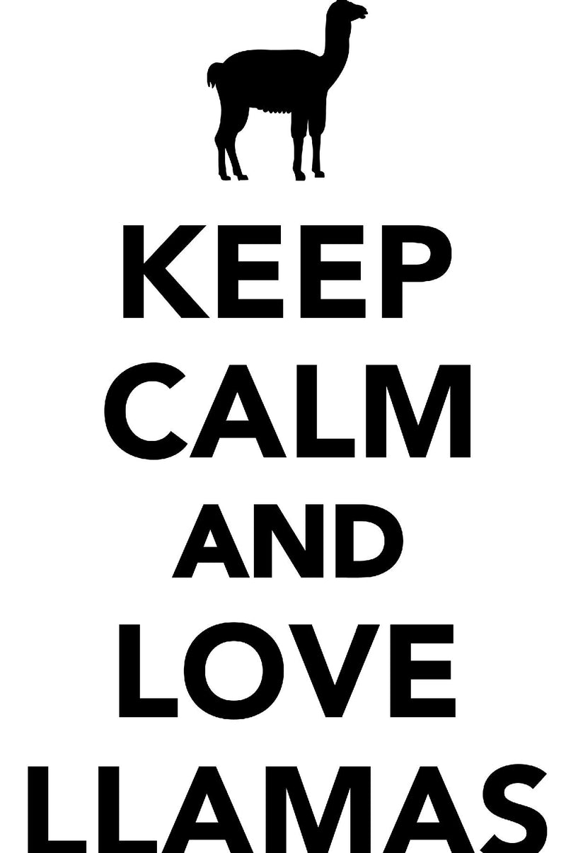 Keep Calm Love Llamas Workbook of Affirmations Keep Calm Love Llamas Workbook of Affirmations: Bullet Journal, Food Diary, Recipe Notebook, Planner, To Do List, Scrapbook, Academic Notepad
