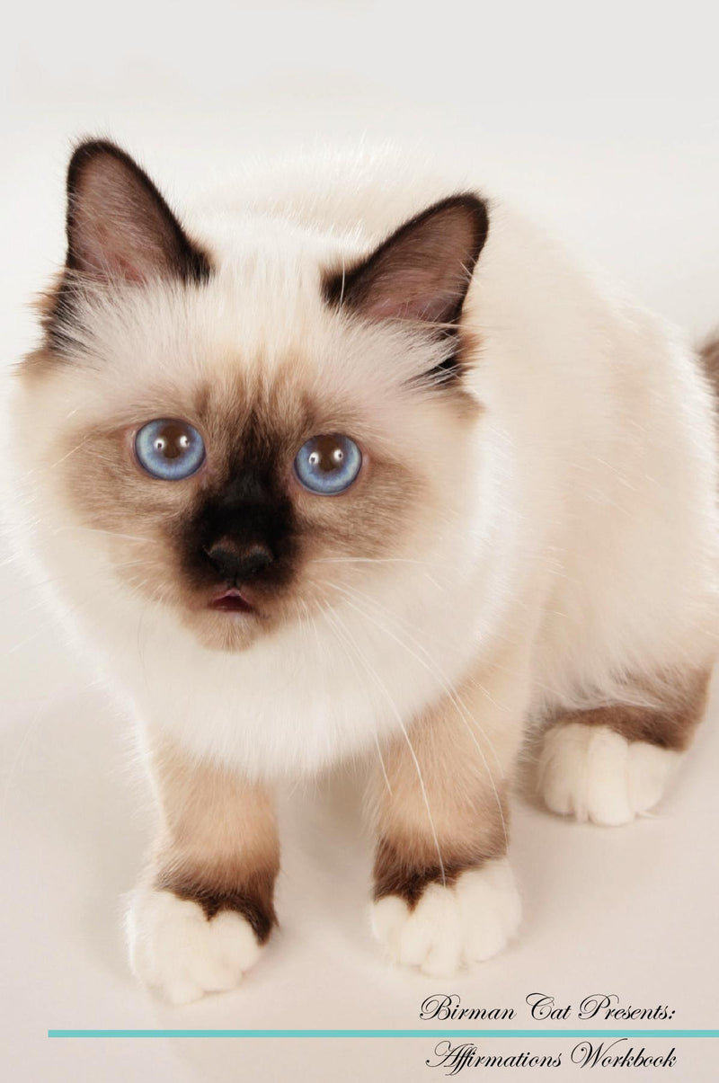 Birman Cat Affirmations Workbook Birman Cat Presents: Positive and Loving Affirmations Workbook. Includes: Mentoring Questions, Guidance, Supporting You.