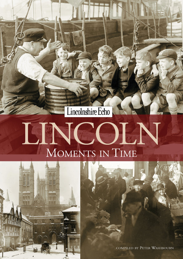 Lincoln Moments in Time