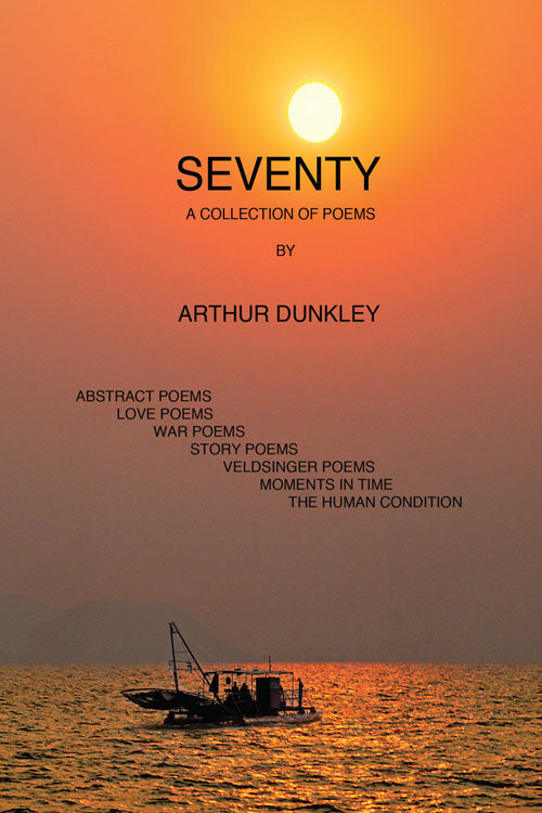 Seventy: A Collection of Poems