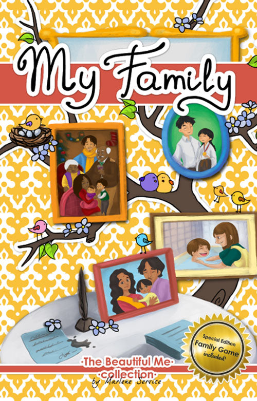 The Beautiful Me Collection: My Family
