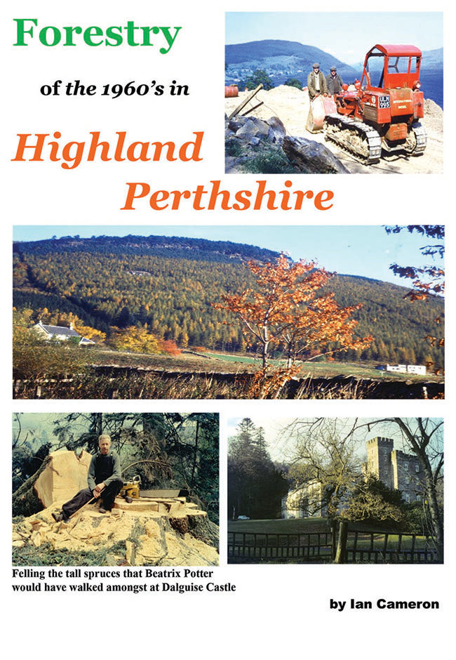 Forestry of the 1960?s in Highland Perthshire