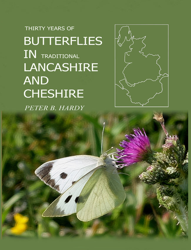 Thirty years of butterflies in traditional lancashire and Cheshire
