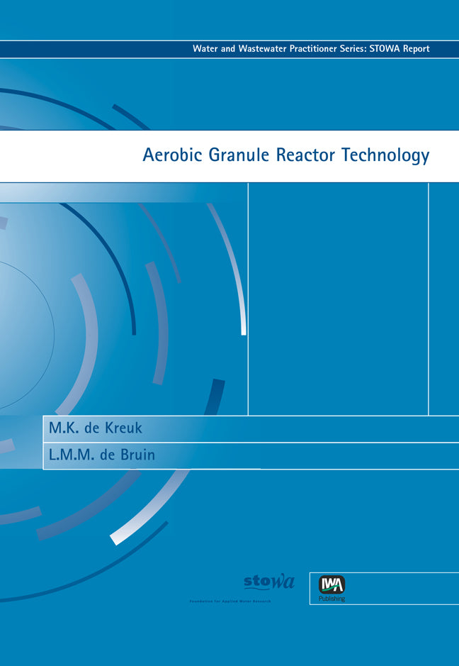 Aerobic Granule Reactor Technology