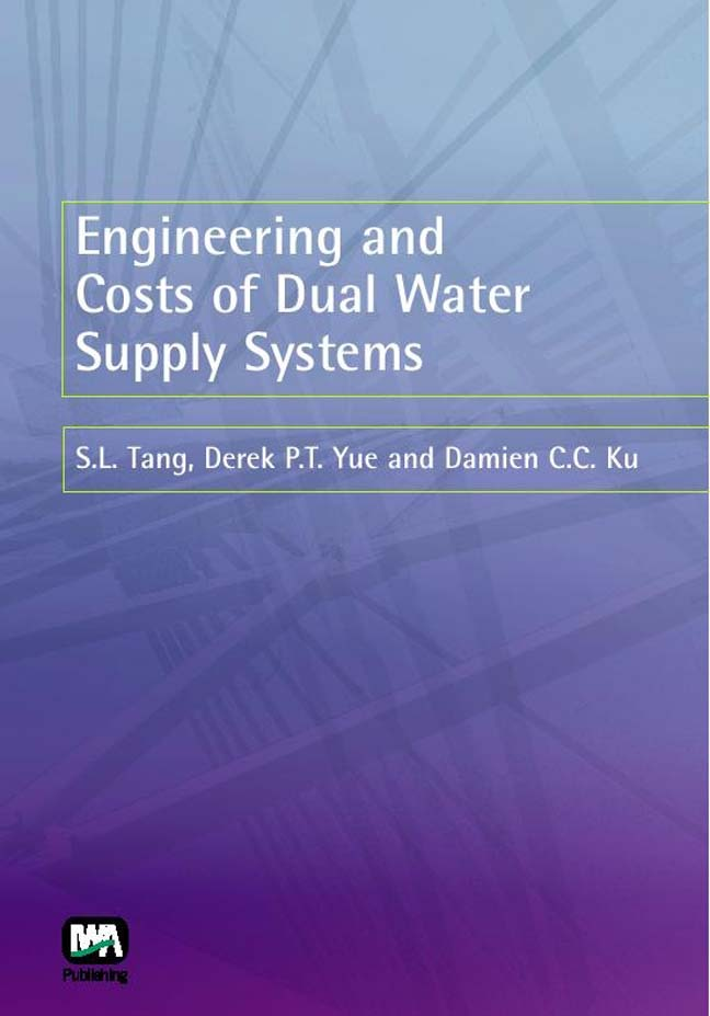 Engineering and Costs of Dual Water Supply Systems