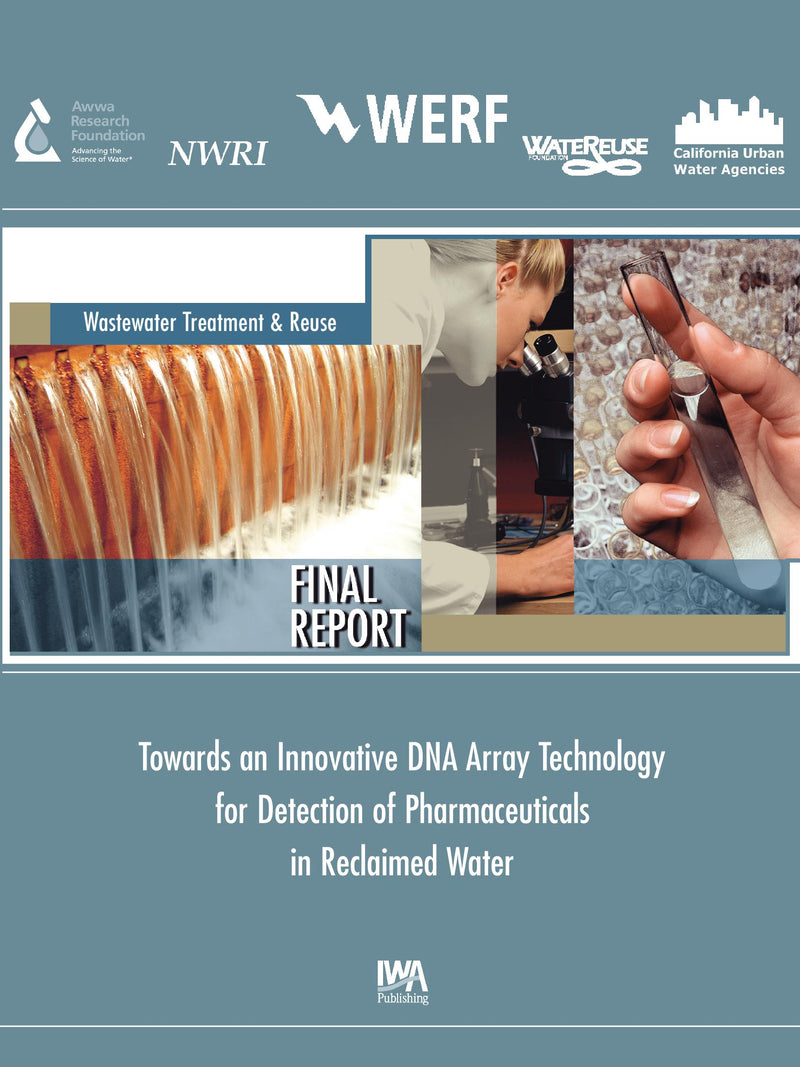 Innovative DNA Array Technology Detection of Pharmaceuticals Reclaimed Water