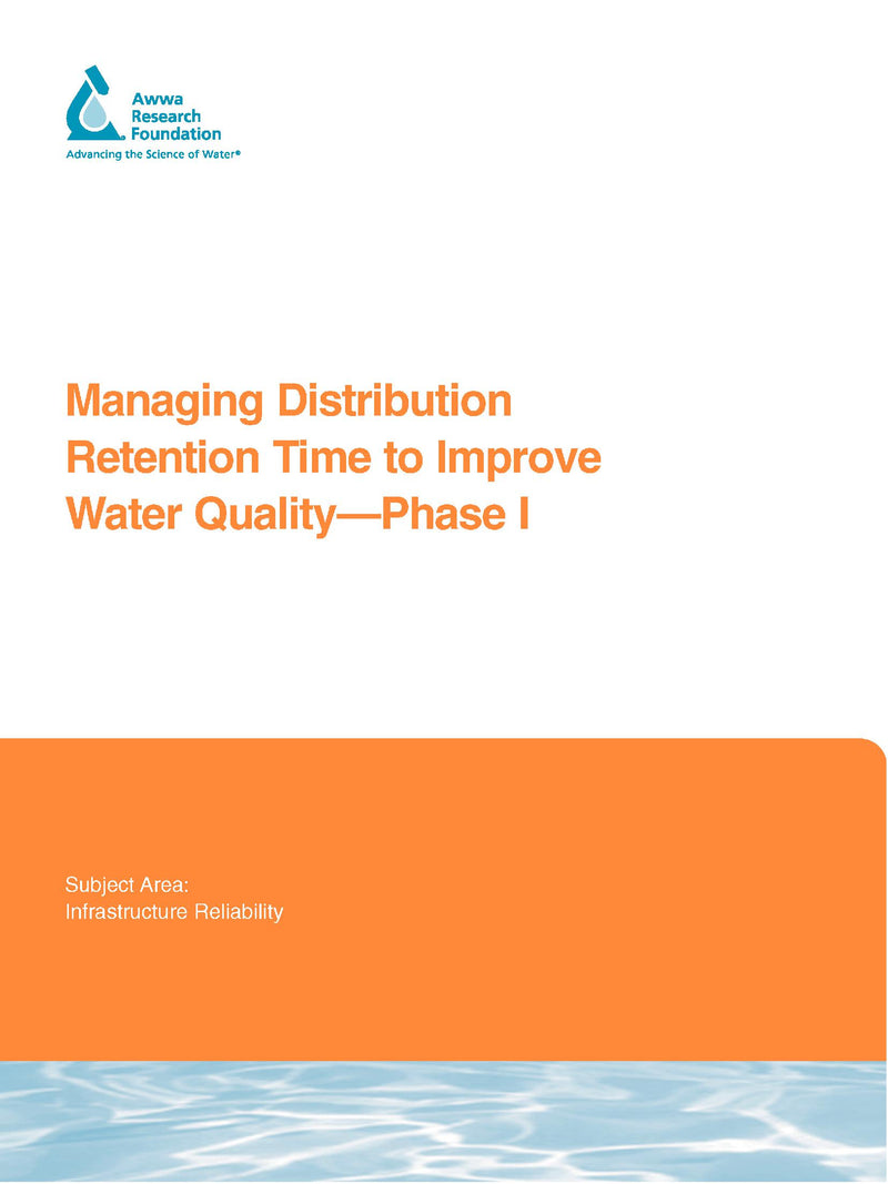 Managing Distribution Retention Time to Improve Water Quality