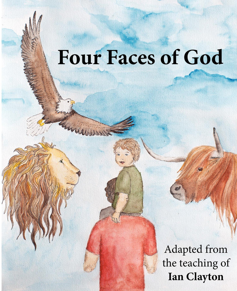 Four faces of God