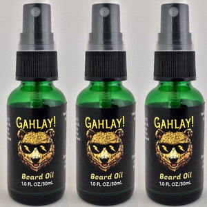 GAHLAY! Beard oil 🕶 Mattman's original Sandalwood 1 oz bottle w/ FREE shipping