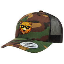 Load image into Gallery viewer, New! GAHLAY! Camo Logo Mesh Trucker Hat Snapback w/ FREE shipping