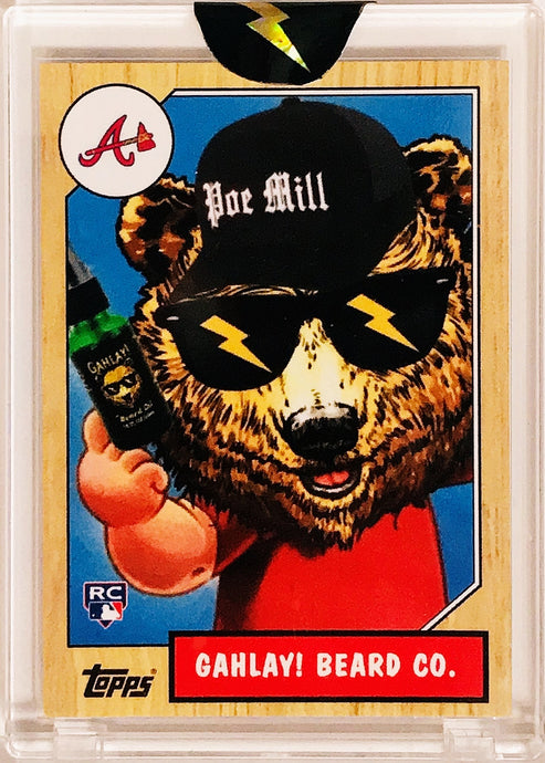 GAHLAY! x TOPPS Rookie Card EXCLUSIVE