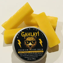 Load image into Gallery viewer, GAHLAY! Beard balm - Mattman's formula 2 oz. can w/ FREE shipping