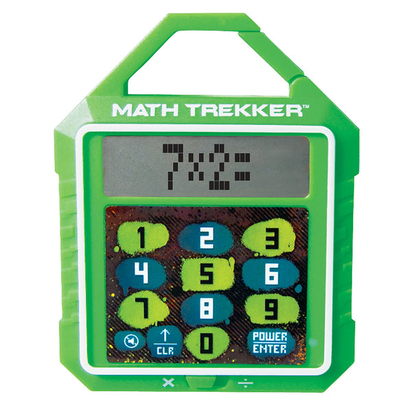 Educational Insights Math Trekker Multiplication/Division, Grades 3+