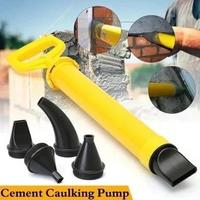 Head Change Cement Gun Garden Tools