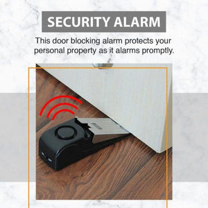 Door Stop Security Alarm