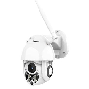 Cam + Outdoor Wi-Fi Camera