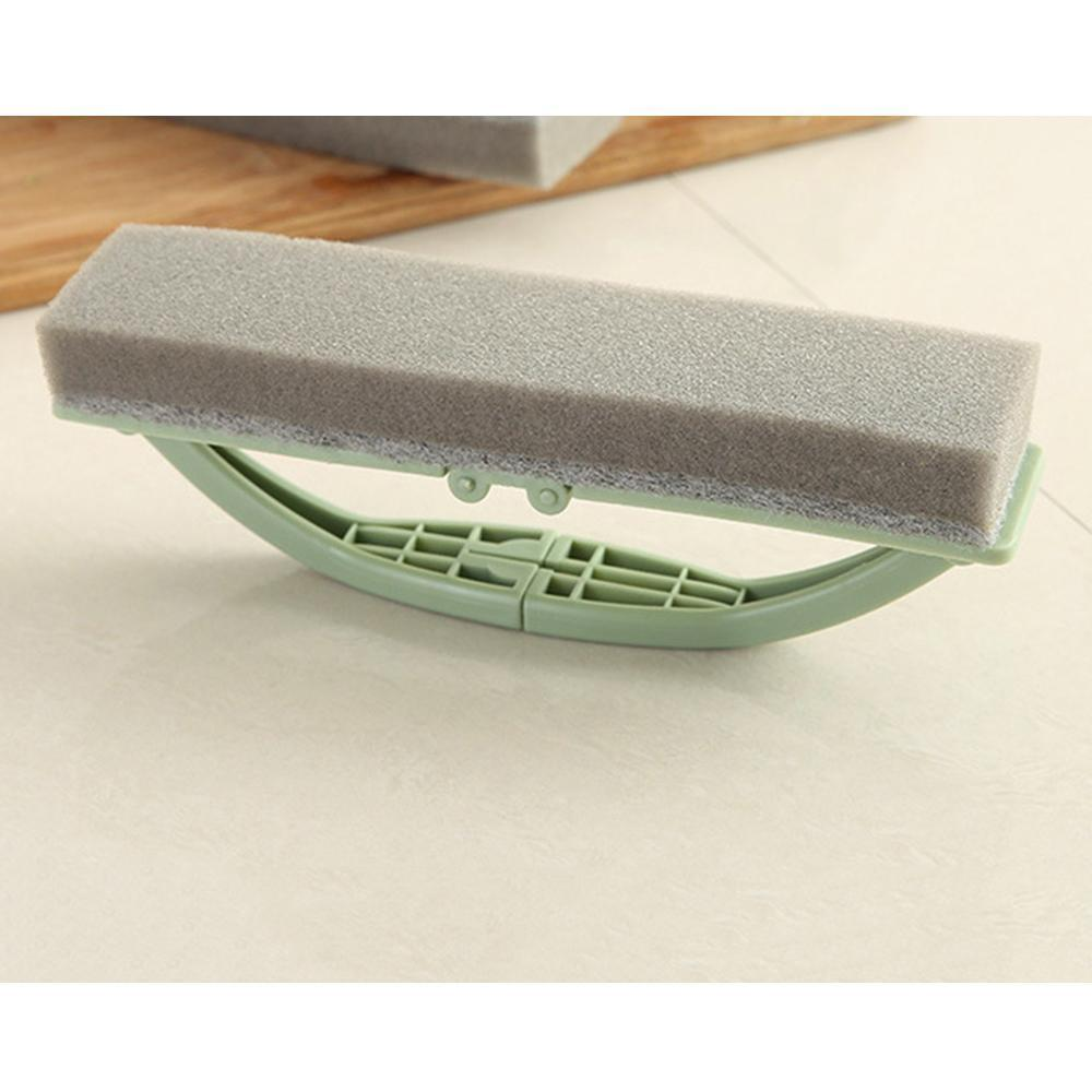 Tile Glass Cleaning Brush Sponge