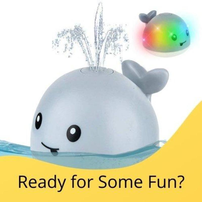 BathBuddy Whale Sprinkler
