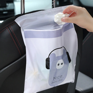 Biodegradable Easy Stick-On Trash Bag
