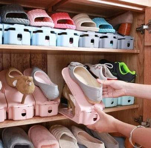 Minimal Shoes Rack