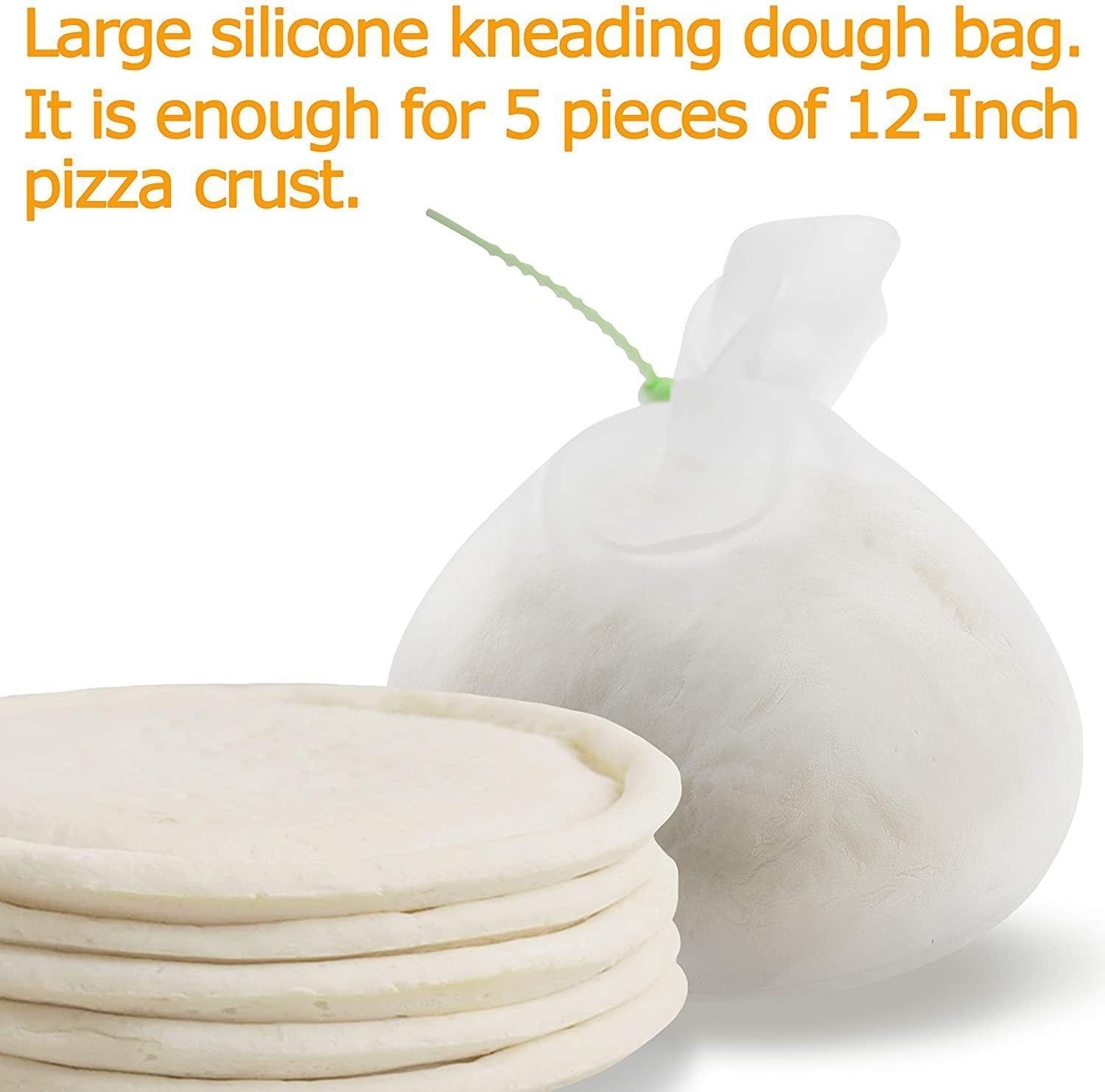 Magic Dough Bag