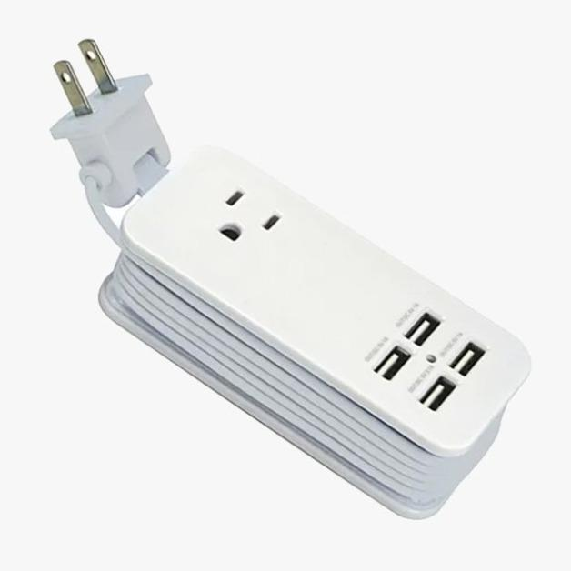 Portable Charging Station with 4 USB ports