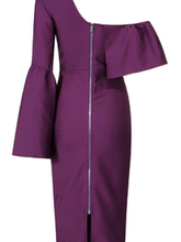 Load image into Gallery viewer, Bela Roxo Dress - Paola Collections