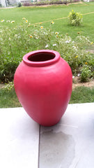 Stamnos shaped - Terra cotta pots