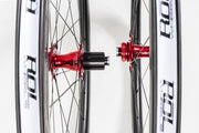 C45 Carbon Disc Clincher Wheelset