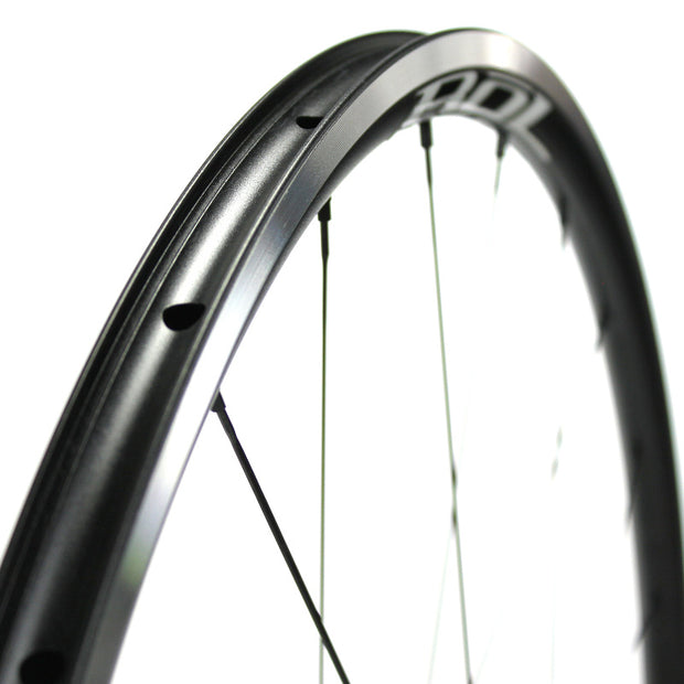 D'Huez Alloy Clincher Wheelset