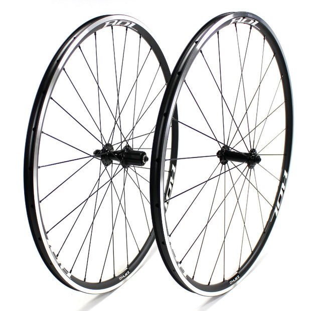 D'Huez 24/28 Alloy Clincher Wheelset