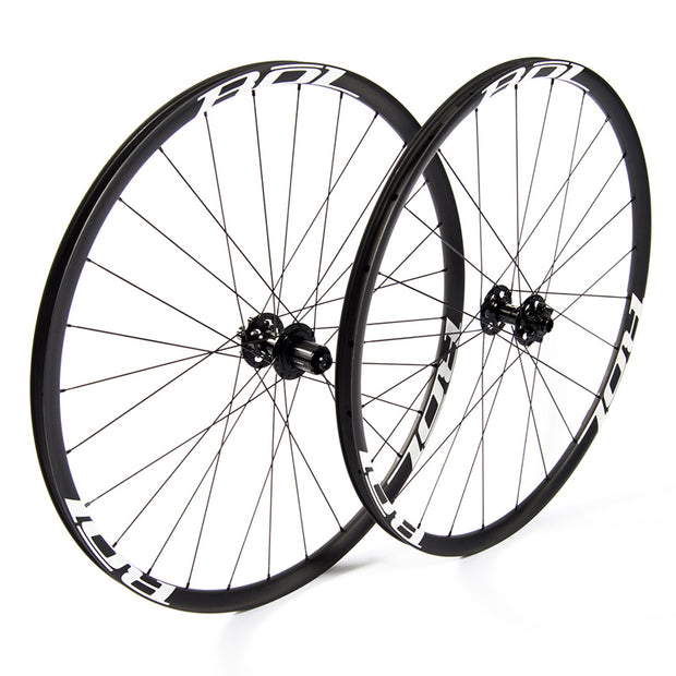 Range Alloy Disc Clincher Wheelset