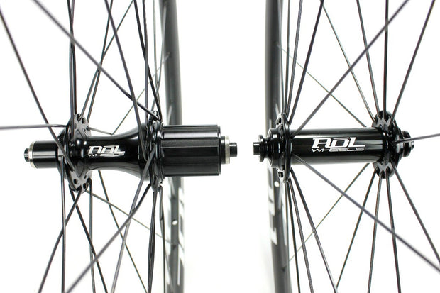 Volant R/T Alloy Clincher Wheelset