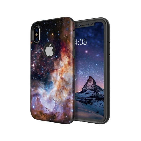 Bentoben Galaxy Case for iPhone X / XS