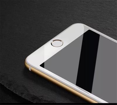 3D Carbon Fibre Screen Protector for iPhone 6 / 6s