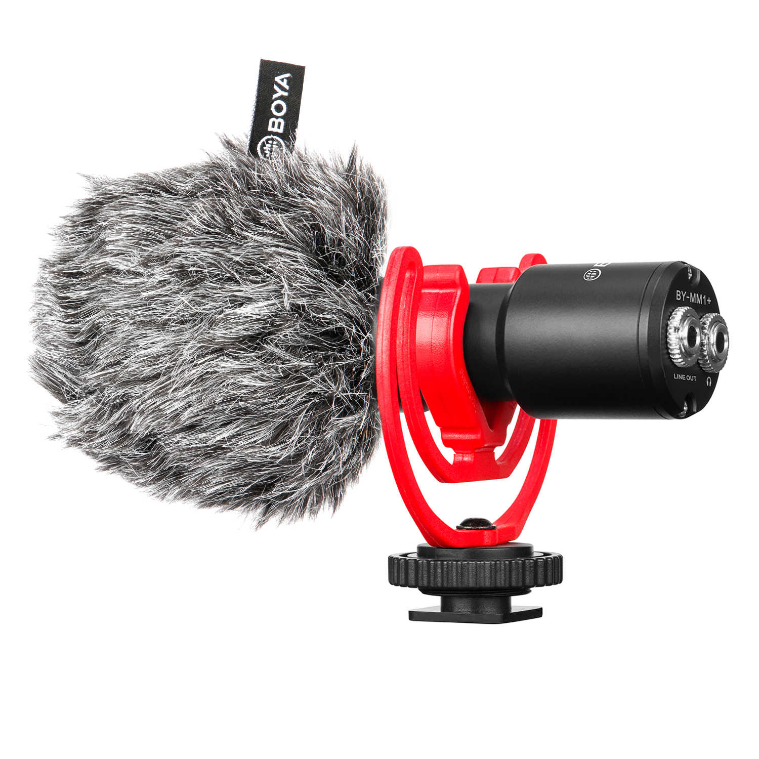 Boya BY-MM1+ Super-Cardiod Microphone