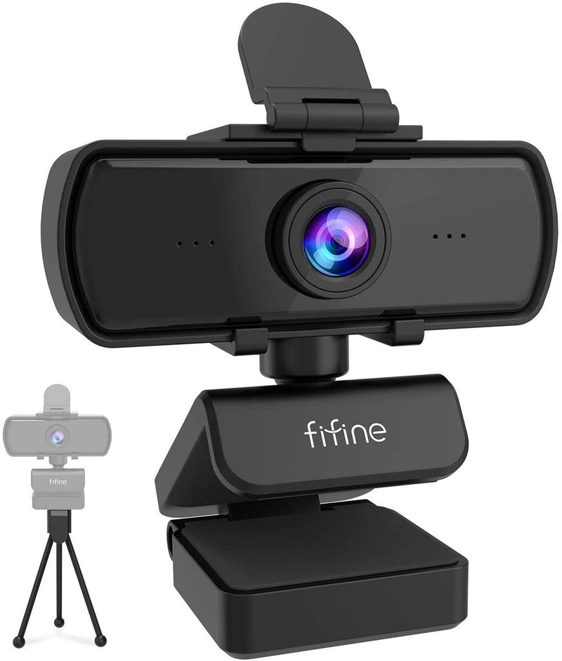 Fifine K420 Portable HD Webcam