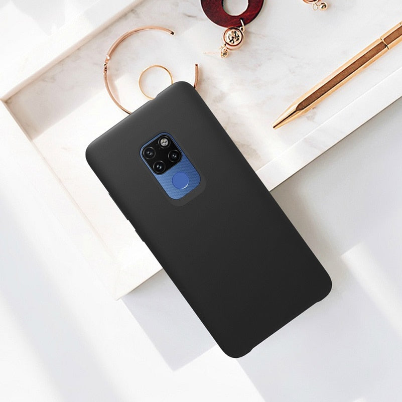 Sentient Silicone Case for Huawei Mate 20