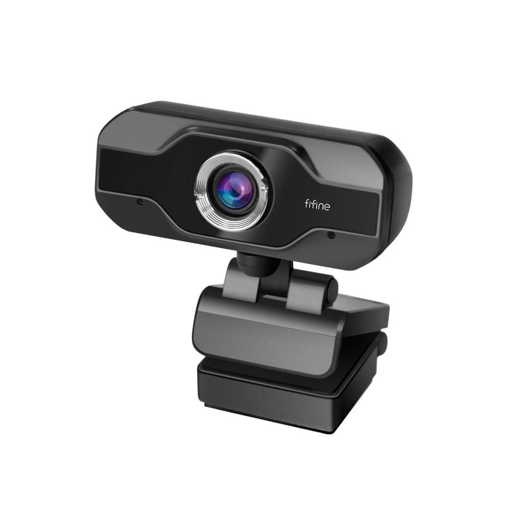 Fifine K432 Portable HD Webcam
