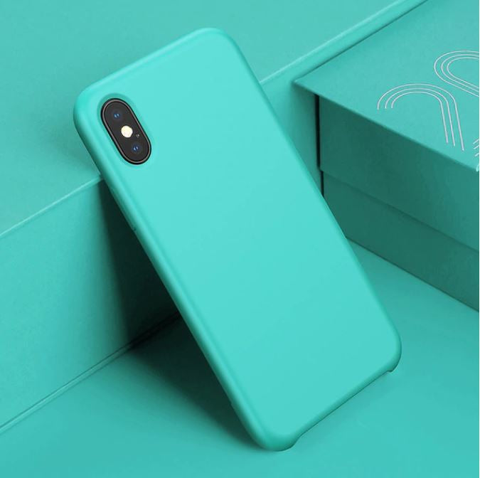 SLR Silicone Case for iPhone X