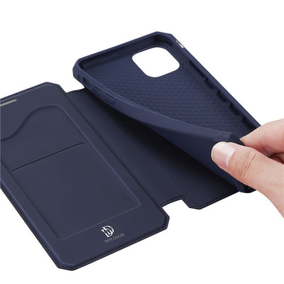 Skin X Series iPhone 12 Magnetic Flip Case