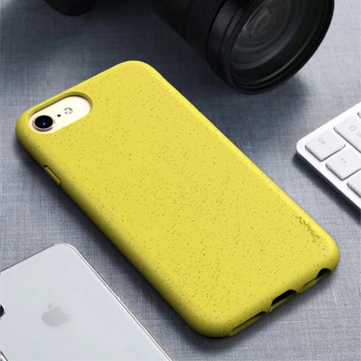 Ipaky Star Series iPhone SE 2020 Wheat Case