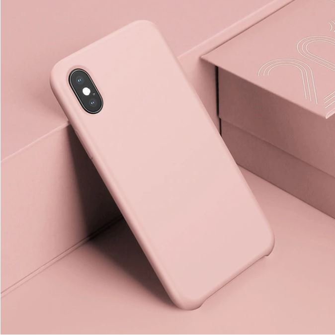 SLR Silicone Case for iPhone XS MAX