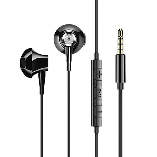 USAMS Wired Earphones