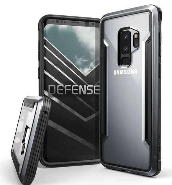 X-Doria Defense Shield Case for Samsung Galaxy S9 Plus