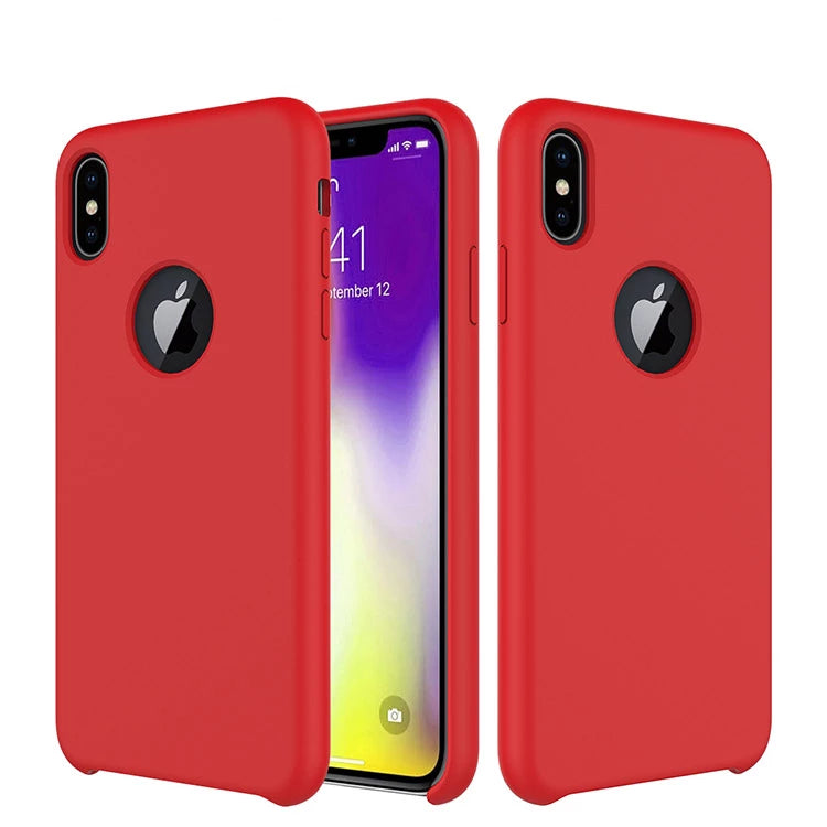 VPG Silicone Case for iPhone X / XS